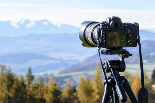 Three steps to professional looking video on a budget