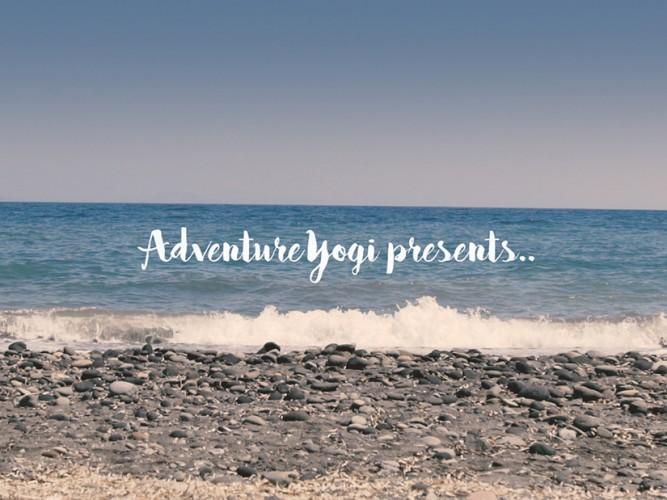 Adventure Yogi - Santorini